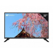 """Sansui Smart TV LCD SMX32P28NF 32"""", HD, Widescreen, Negro, SMX32P28NF"""