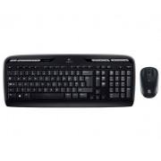 Logitech MK330 Wireless Desktop - Zestaw klawiatura i mysz