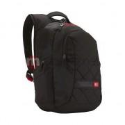 "Rucsac laptop Case Logic DLBP116K Sporty polyester 16"", Negru"