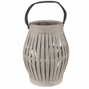 Birdcage Lantern - Instant Grey
