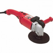 Milwaukee Electric Polisher - 11 Amp, 7 Inch/9 Inch Pad, Model 5455