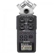 Registratore audio portatile Zoom H6 Pro Nero