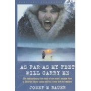 As Far as My Feet Will Carry Me (Bauer Joseph Martin)(Paperback) (9781841197265)