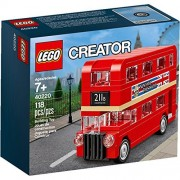 Lego (LEGO) Mini London Bus ? Mini London Bus ?40220?