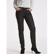 LauRie Magic Slim Jeans, svart denim. LauRie (Stl: 38, 40, 46, )