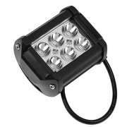 AST Works 1xWaterproof 18W 1500LM LED Car for Off-Road SUV Truck Work Lamp Flood Light