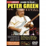 Roadrock International Lick Library: Learn To Play Peter Green DVD