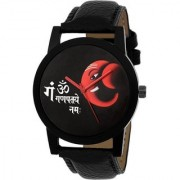 True Colors Tc-121 GANESH JI PRINTED ANALOG Watch - For Men