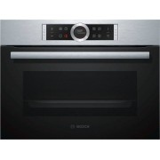Bosch Serie 8 CBG675BS1B Compact Oven - Stainless Steel