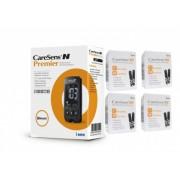 CareSens N Premier glucometru + 200 teste, testare rapida si precisa, ecran luminos, bluetooth, nu necesita codare + CADOU 50 teste + CADOU dopuri de urechi