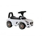 Baybee Mercedes Benz Officially Licensed Push Car (White)