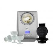 Wilfa Glassmaskin + Elektriskt Rånjärn + Glasskålar 4 st