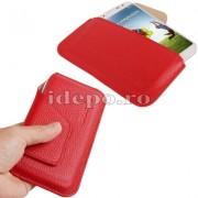 Husa Samsung Galaxy S4 i9500 Sun Elegance Red