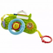 Fisher Price Rollin' & Strollin' Dashboard Green DYW53