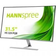 Hannspree LCD monitor Hannspree HS329PQB, 80 cm (31.5 palec),2550 x 1440 px 4 ms, ADS LED