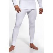 Cornette Pánské podvlékací kalhoty Authentic white bílá XXL