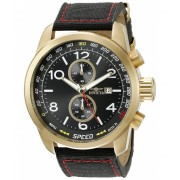 Invicta Watches Invicta Men's 19410 Aviator Analog Display Quartz Black Watch BlackBlack