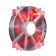 Ventilator 200 mm Cooler Master MegaFlow Red LED Silent Fan