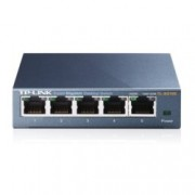 Switch TP-Link TL-SG105, 1000Mbps, 5Port