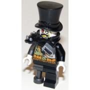 njo464 Minifigurina LEGO Ninjago Hunted-Iron Baron njo464