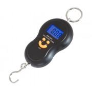 Cantar digital de mana portabil sarcina maxima 40kg pentru pescuit sau cantarirea bagajelor in calatorie