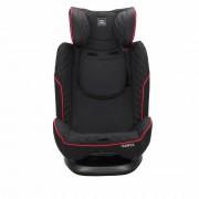 Scaun auto Babyauto Sinnom duo fit isofix sau centura vehicul 9-36 kg negru-rosu