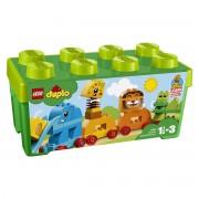 Lego Primeira caixa de animais, 10863Multicolor- TAMANHO ÚNICO