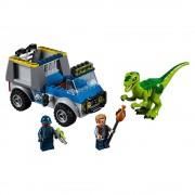 Lego camión de rescate del raptor lego juniors 10757