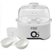 RUSSELL HOBBS REG300_1 Egg Cooker(White, 6 Eggs)
