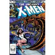 X-men comic books issue 163