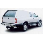 HARD TOP CARRYBOY MITSUBISHI L200 SINGLE CAB 97/05 SANS VITRES - accessoire...