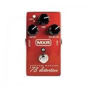 MXR M78 Custom Badass Distortion Effektgerät E-Gitarre