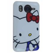 HTC Desire HD Hello Kitty Back Case - HTC Hard Case (White)