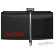 Memorie USB SanDisk Mobil Dual 128GB 3.0 USB 150MB/s