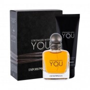 Giorgio Armani Emporio Armani Stronger With You подаръчен комплект EDT 50 ml + душ гел 75 ml за мъже