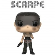 Funko Pop Furiosa Sin Brazo Exclusiva Hot Topic Mad Max