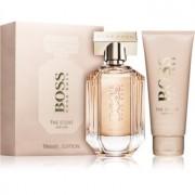 Hugo Boss Boss The Scent lote de regalo IV. eau de parfum 100 ml + leche corporal 100 ml