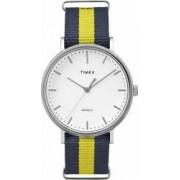 Ceas Unisex Timex Weekender TW2P90900 Black-Yellow