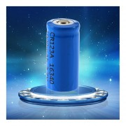 EH 3.7V 1000mAh CR123A 16340 Batería Recargable De La Antorcha De La Linterna Del Li-ion
