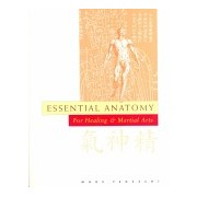 Essential Anatomy for Martial and Healing Arts (Tedeschi Marc)(Paperback) (9780834804432)