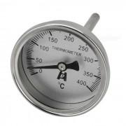 Termometro bimetalico de acero inoxidable (0 ~ 400'C)
