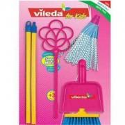 Детски комплект за почистване - Vileda - Faro, 165134