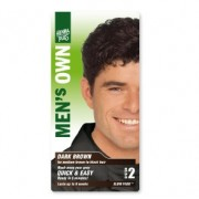 Hennaplus Men's Own Haarkleuring Dark Brown