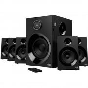 5.1 PC zvučnik Bluetooth®, Žičani Logitech Z607 80 W Crna