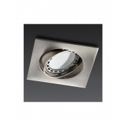 Spot incastrabil orientabil MT 123 din aluminiu culoare nichel mat 70338 Smarter