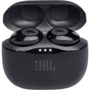 Casti In-Ear True Wireless JBL Tune 120TWS, JBL Pure Bass Sound, Bluetooth Wireless, Hands-free Stereo Calls, 16h playback, Negru