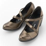 リゲッタ アーモンドトゥパンプス【QVC】40代・50代レディースファッション