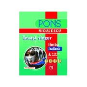 Invata singur limba italiana (incepatori) & 4 CD-uri audio