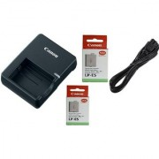 LP-E5 Battery + LC-E5E Charger For Canon EOS-Rebel XSi 450D 500D 1000D T1i X2 X3