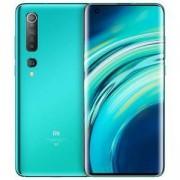Смартфон Xiaomi Mi 10, 5G, 8GB RAM, 128 GB, Коралово зелен, MZB9052EU